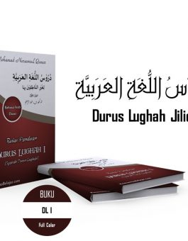 Buku Syarah Durus Lughah I